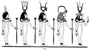 egyptian mythology 6 gods and goddesses u2013 printable coloring pages