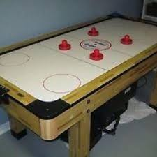 Best Air Hockey Table by Best Cooper Air Hockey Table For Sale