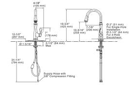 kohler kitchen faucet installation kohler k 560 vs bellera pull kitchen faucet stainless steel