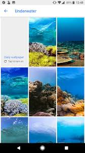 google wallpapers app adds new categories and wallpapers most are