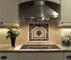 kitchen backsplash tiles art for sale by artist linda paul