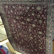Shaw Area Rugs Find More Area Rug 7 8 X 10 9 Palace Kashan Rectangular Rug
