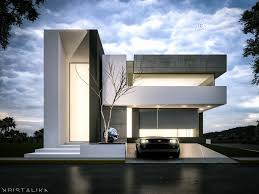 House Plan Cheap House Plans Beautiful Box Type Modern House Plan