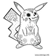 pikachu coloriage  utahimeinfo