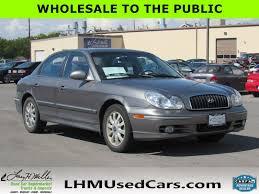 2004 hyundai sonata gls pre owned 2004 hyundai sonata gls 4dr car in orem d7702c larry