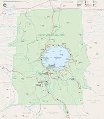 map of oregon near crater lake file crater lake national park map jpg wikimedia commons