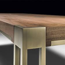Large Modern Italian Designer Dining Table Juliettes Interiors - Designer table
