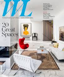 featured in western living magazine sarah marie interior designs