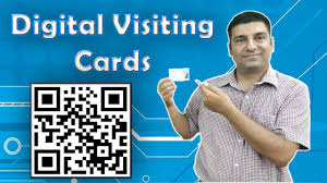 Should I Put A Qr Code On My Business Card How To Use Qr Code To Make Business Cards Hindi Youtube