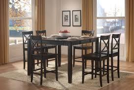 tall dining room sets dining room table black finish u2022 dining room tables ideas