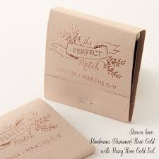personalized wedding matches wedding banner the match matchbooks wedding favors