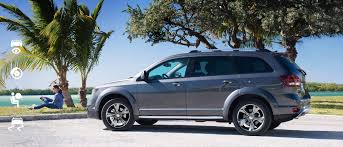 Dodge Journey 2010 - 2017 dodge journey safety and security features