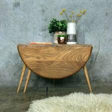 Drop Leaf Coffee Table Drop Leaf Coffee Table Vintage Fieldofscreams