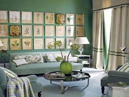 incredible living room wall paint colors using apple green color
