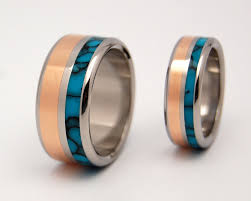 unique wedding bands minter richter titanium rings unique wedding rings minter