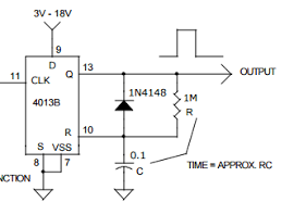 Ascii Table Flip Flipflop What Does The Diode In This D Flip Flop