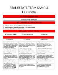 Resume Of A Real Estate Agent 100 Template Of A Business Plan Sample Business Proposal Cover