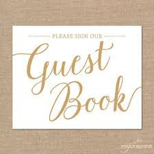 wedding guest book sign best 25 guest book sign ideas on photo guest book