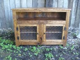 how to put chicken wire on cabinet doors rustic pallet tv stand chicken wire doors sideboard