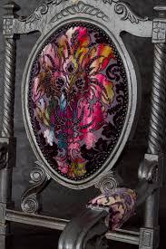 upholstery fabric patterned velvet baroque casanova