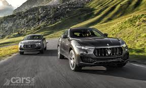suv maserati maserati levante s suv now available in the uk with ferrari v6