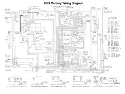 wiring for 1953 mercury car wiring pinterest mercury cars