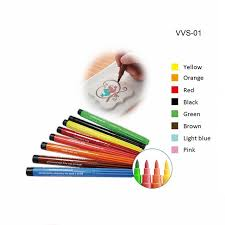 edible pen 1 set colorful food color pen edible pigment pens dye