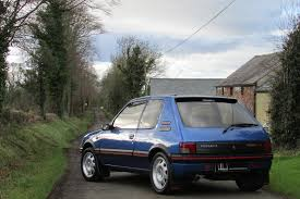 peugeot 205 peugeot 205 gti hollybrook sports cars