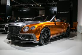 bentley mansory prices mansory bentley gtc goes carbon crazy with 1 001 hp