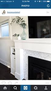 best 25 tiled fireplace ideas on pinterest fireplace tile