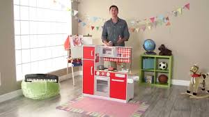 kidkraft island kitchen kidkraft super chef play kitchen product review video youtube