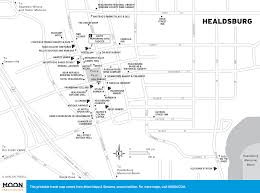 healdsburg map my blog