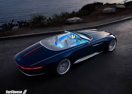 maybach car mercedes benz 2017 2018 mercedes benz vision maybach 6 cabriolet concept review