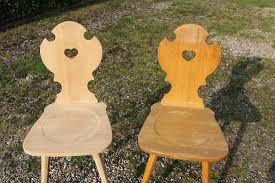 Esszimmer St Le Verschiedene Farben ᐅ Whitewash Stühle Mit White Wash Technik Behandeln Tipps