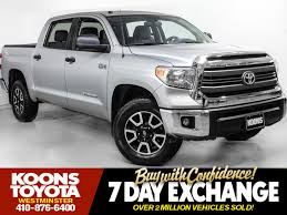 used 2014 toyota tundra sr5 trd off road 4wd for sale in