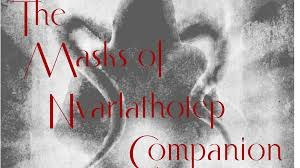masks of nyarlathotep companion for call of cthulhu by sixtystone