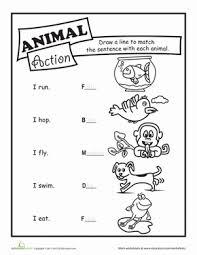animal action verbs animal action action verbs and grammar
