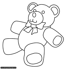 teddy bear black and white teddy bear clipart black and white free