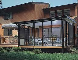 Sunroom Roof Hybrid Straight Glass Roof Sunroom Or Patio Enclosure