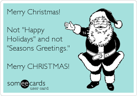 merry not happy holidays and not seasons greetings