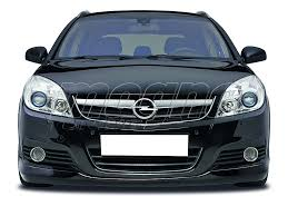 opel signum tuning opel vectra c facelift opc design front bumper extension