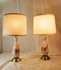 Pink And Gold Bedroom by Favorite Pair Pink And Gold Bedroom Lamps With Shades Flowers Gleaned