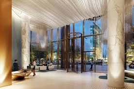 Luxury Lobby Design - luxury residences at 1bn london spire to go on sale soon real