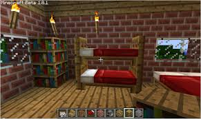 Minecraft How To Make A Bunk Bed Bunk Bed By Shorrax On Deviantart