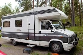 hobby 620 ak fiat 1990 travel truck alcove nettikaravaani