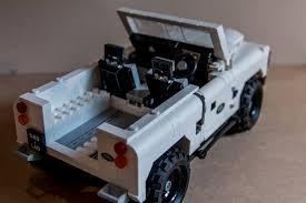 lego land rover discovery lego ideas landrover 4 x 4