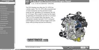 mustang v6 engine specs 2015 mustang ecoboost 2 3l engine generates 275 hp 300 lb ft