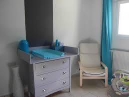 deco chambre turquoise gris chambre bébé turquoise et gris chaios com