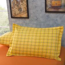 Notre Dame Bedding Sets Online Shop Brand Logo Plaid Pattern Bedding Set 4pcs Bed Set