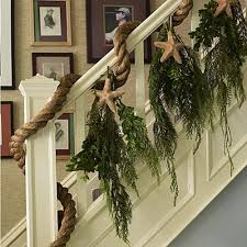 Decorating Banisters For Christmas 100 Awesome Christmas Stairs Decoration Ideas Digsdigs